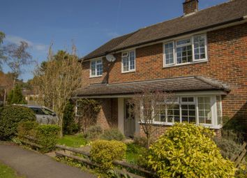 Thumbnail 4 bed semi-detached house for sale in Bannister Road, Burghfield Common, Reading