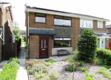 Thumbnail 3 bed semi-detached house for sale in Long Lane, Chapel En Le Frith, Derbyshire