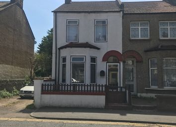Thumbnail 3 bed end terrace house for sale in Clarence Road, Grays