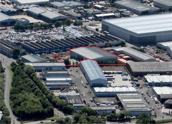 Thumbnail Warehouse to let in Unit 14, Central Park Estate, Trafford Park, Manchester, Greater Manchester, UK