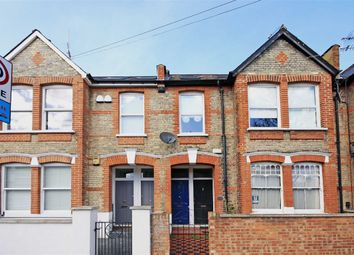 Thumbnail 3 bed flat to rent in Cobbold Road, London