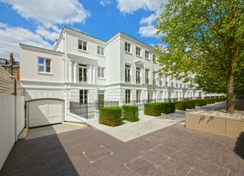 The Abbey, Eyre Road (Hamilton Drive), St Johns Wood NW8. 4 bed terraced house