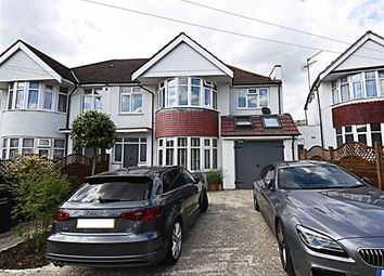 Thumbnail 5 bedroom semi-detached house for sale in Barford Close, Hendon, London