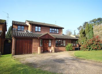 Thumbnail 5 bed detached house for sale in Ridgeway, Wargrave