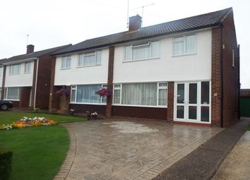 Thumbnail 3 bed semi-detached house for sale in Alderbury Road West, Langley, Slough