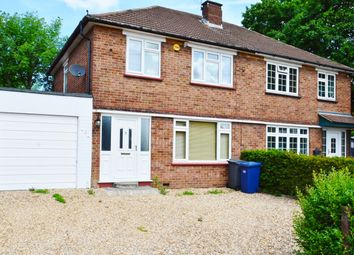 Thumbnail 1 bed semi-detached house to rent in Wellhouse Lane, Barnet