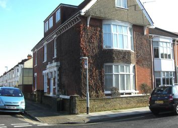 Thumbnail 2 bed flat to rent in St. Augustine Road, Southsea