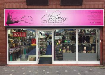 Thumbnail Retail premises for sale in Williamson Street, Liverpool