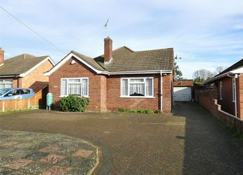 Thumbnail 2 bed detached bungalow for sale in Desborough Road, Hartford, Huntingdon, Cambridgeshire