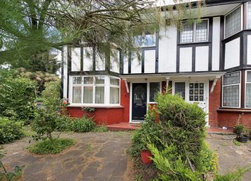 Thumbnail 4 bed end terrace house for sale in Princes Avenue, London