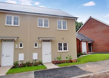 Thumbnail 3 bed end terrace house to rent in Hillside Gardens, Westclyst, Pinhoe