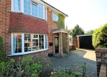 Thumbnail 3 bed semi-detached house for sale in Ridgeway, York