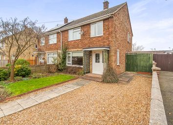 Thumbnail 3 bedroom semi-detached house for sale in Eastfield Drive, Whittlesey, Peterborough