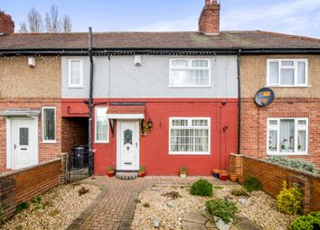 Thumbnail 3 bed terraced house for sale in Fairfax Road, Intake, Doncaster