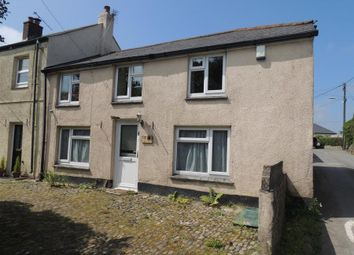 Thumbnail 3 bedroom end terrace house for sale in Hembal Road, Trewoon, St. Austell