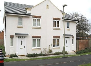 Thumbnail 3 bedroom semi-detached house to rent in Sherwood Place, Headington