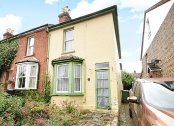 Thumbnail 3 bed end terrace house for sale in Treadwell Road, Epsom