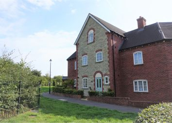 Thumbnail 4 bed town house for sale in Badger Walk, Shaftesbury