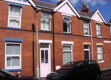 Thumbnail 2 bedroom terraced house to rent in Upper Church Street, Exmouth, Devon
