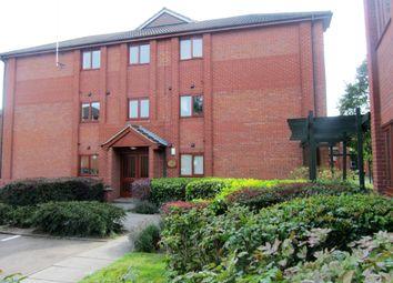 Thumbnail 1 bed flat to rent in Gillett Close, Nuneaton, Warwickshire