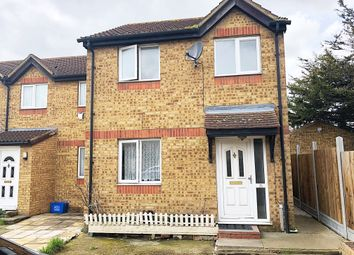 Thumbnail 3 bed end terrace house to rent in Oakley Close, Grays