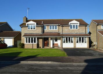 Thumbnail 6 bed detached house for sale in Thornbury Drive, Uphill, Weston-Super-Mare