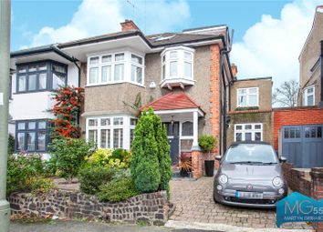 Thumbnail 5 bed semi-detached house for sale in Claremont Park, Church End, London
