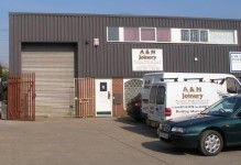 Thumbnail Industrial to let in Kepler, Tamworth