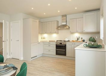 """Thumbnail 3 bed link-detached house for sale in """"The Abbey - Link Detached"""" at Stoney Mews, Winchester"""