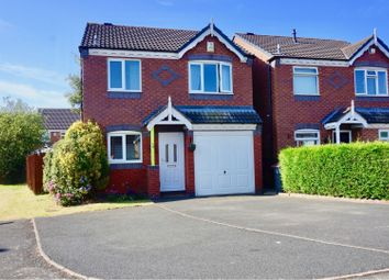 Thumbnail 3 bed detached house for sale in Andreas Drive, Muxton