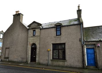 Thumbnail 3 bed terraced house for sale in High Street, Fraserburgh