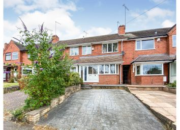 Thumbnail 3 bed terraced house for sale in Tyndale Crescent, Birmingham