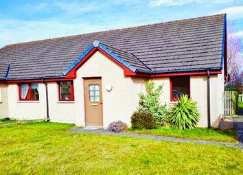Thumbnail 2 bed semi-detached bungalow to rent in Tannachy Terrace, Portgordon, Buckie