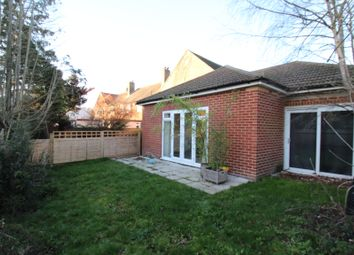 Thumbnail 2 bed semi-detached bungalow to rent in Whitebeam Avenue, Bromley