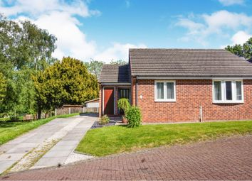 Thumbnail 2 bedroom detached bungalow for sale in Oakerthorpe, Alfreton