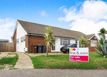 2 bed semi-detached bungalow for sale in Swinburne Avenue, Willingdon, Eastbourne BN22