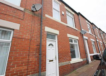 Thumbnail 3 bed terraced house to rent in Woodburn Street, Lemington, Newcastle Upon Tyne