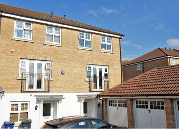 Thumbnail 4 bed end terrace house for sale in Bampton Drive, Mill Hill