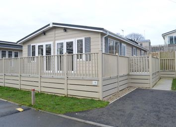 Thumbnail 2 bed lodge for sale in Bacton Road, North Walsham