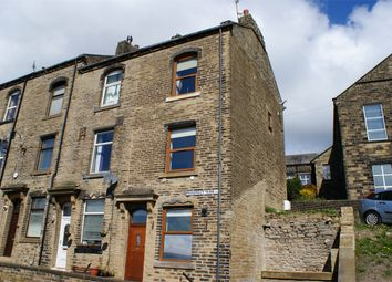 Thumbnail 2 bed end terrace house for sale in Prospect Terrace, Riddlesden, West Yorkshire