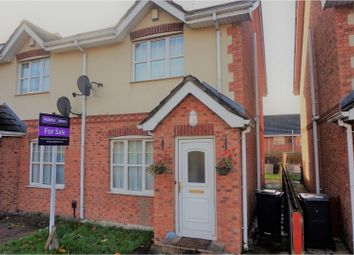 Thumbnail 2 bed semi-detached house for sale in Pinetrees, Derry / Londonderry