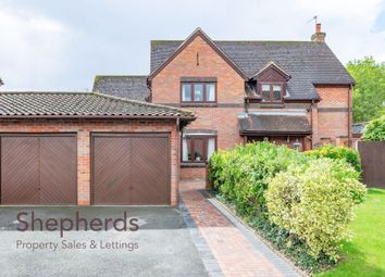 4 bed detached house for sale in Saunder Close, Cheshunt, Hertfordshire EN8