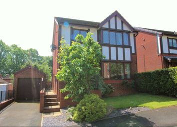 Thumbnail 3 bed detached house for sale in Pickard Way, Dewsbury
