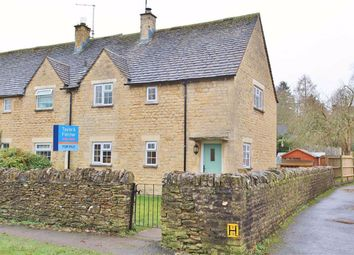 Thumbnail 2 bed end terrace house for sale in Witney Street, Burford, Oxfordshire