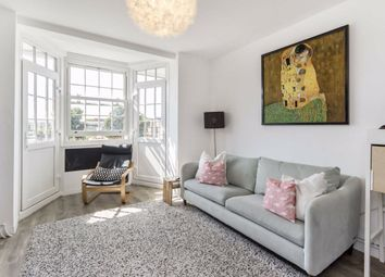 Thumbnail 3 bed flat to rent in Flora Gardens, London