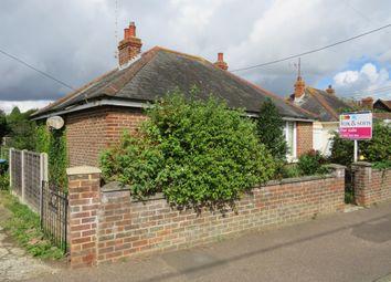 Thumbnail 2 bed detached bungalow for sale in Lansdowne Road, Wick, Littlehampton