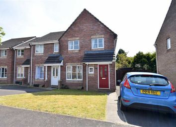 Thumbnail 3 bed semi-detached house for sale in Eastfield Close, Townhill, Swansea