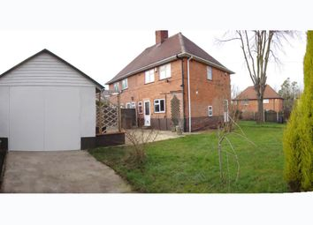 Thumbnail 2 bed semi-detached house for sale in Brecon Close, Nottingham