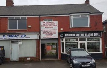 Thumbnail Retail premises for sale in 90/92 Calvert Lane, Hull, East Yorkshire