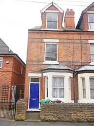 Thumbnail 3 bed end terrace house to rent in Woodward Street, Nottingham